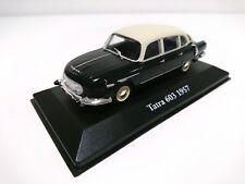Tatra 603 1957  1:43 - LES VOITURES MYTHIQUES ATLAS CHAPATTE DIECAST 023