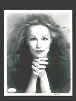 Julie Newmar JSA Coa Signed 8x10 Photo Certified Autograph