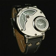 Luxury Watch Russian Aviator Poljot Army Military Dual Time Elegant Watches