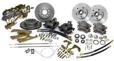 1958-64 CHEVY IMPALA FRONT & REAR 4 WHEEL DISC BRAKE KIT