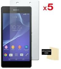 GENUINE INVENTCASE PACK OF 5 SCREEN PROTECTOR FILM GUARD FOR SONY XPERIA Z2
