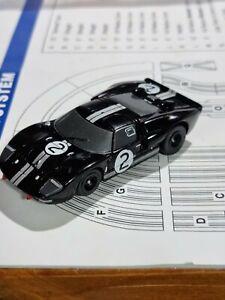 AFX TOMY FORD GT40 #2 SLOT CAR