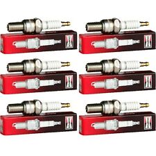 6 Champion Industrial Spark Plugs Set for 1929 DESOTO MODEL K