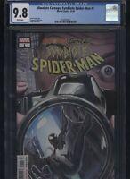 Absolute Carnage: Symbiote Spider-Man #1 CGC 9.8 Peter David GREG LAND 2019