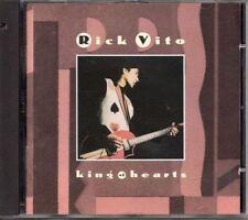"CD 10 TITRES RICK VITO ""KING OF HEARTS"" DATE DE 1992"