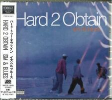 HARD 2 OBTAIN-ISM & BLUES-JAPAN CD C68