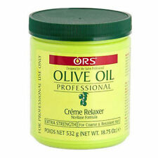ORS Organic Root Stimulator Olive Oil Creme Relaxer 18.75oz - Extra Strength