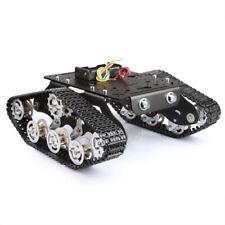 Stem Education Tracked Robot Smart Car Platform For Arduino Raspberry Pi Diy Kit