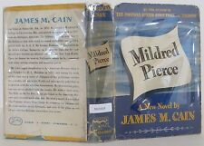 JAMES M. CAIN Mildred Pierce INSCRIBED FIRST EDITION