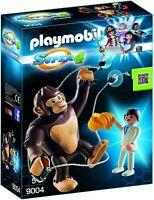 Playmobil 9004 Super 4 Ape & Agent Houston Toy