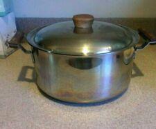 Vintage Cuisinart 4 QT Stockpot w/lid