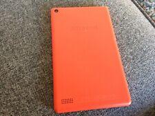 """Amazon Fire 7"""" Tab SRO43KL Tablet used"""