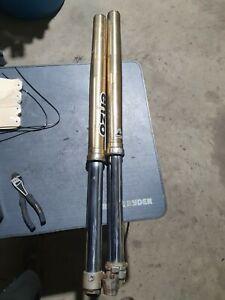2004 CRF 450 forks