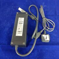 ORIGINAL XBOX 360 CONSOLE POWER SUPPLY - AC ADAPTER MODEL NO: DPSN-186EB-1A