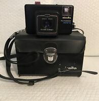 Vintage Minolta  Rokkor Autopak 600-X 1:2.8 f=38mm Film Camera Original Box