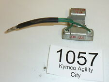 1057 Kymco Agility 50 City Bj 2010   Widerstand