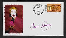 The Joker Batman Featured on Ltd Edt Collector's Envelope Repro Autograph 1075