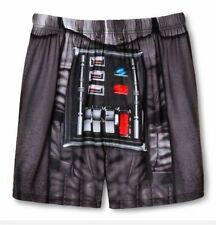 NEW Mens Size Large Star Wars Darth Vader  Boxer Underwear Disney