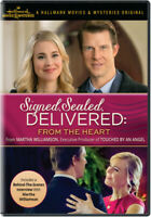 Signed, Sealed, Delivered: From the Heart DVD NEW