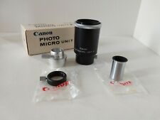 Canon Photo Micro Unit F from Japan JP 3500 Good Condition
