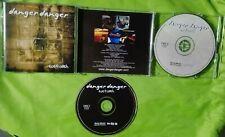 DANGER DANGER - COCKROACH 2 CD LOW DICE 2001. TED POLEY & PAUL LAINE SCREW IT