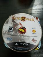 God of War III (Sony PlayStation 3, 2010) GOW 3 PS3 Video Game Disc Only