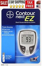 Glucometer Blood Sugar Monitoring Device Diabetic Test Glucose Kit Starter Pack