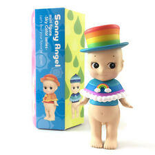 "SONNY ANGEL MINI FIGURE SKY COLOR SERIES LIMITED ""RAINBOW"" AUTHENTIC COLLECTIBLE"