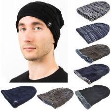 Cappello Invernale Unisex ENRICO COVERI Berretto Cuffia Caldo Inverno Uomo Donna