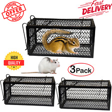 High Quality Rodent Cage Catch Trap for Rats Mouse Rodents Chipmunk Small Squirr