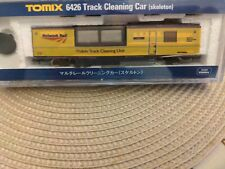 More details for tomix 6246 network rail track cleaning vehicle n gauge