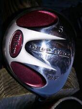 Wilson Deep Red 20.5° 5 Driver Men's Flex Graphite w/headcover