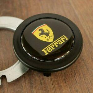 Horn Button fits FERRARI Badge Fits MOMO RAID Spaco NRG Steering ferari  ferarr