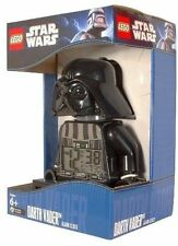 Lego Star Wars Darth Vader Mini Figure Alarm Clock 9002113