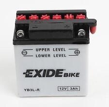batteria yb3l-a no acid EXIDE Motorcycle battery