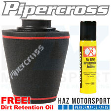 PIPERCROSS AIR FILTER UNIVERSAL INDUCTION CONE RUBBER NECK 70mm x200 x200 C0177