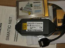 SIEMENS SIMATIC NET PCMCIA CP5511 6GK1551-1AA00 W/HW-Adapter, New Open Box
