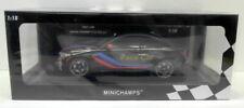 Minichamps 1/18 Scale Diecast  - 155 026106 BMW M2 Coupe Pace car 2016 Black