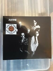 JUSTINE - Justine. New CD digipack + sealed. **NEW*