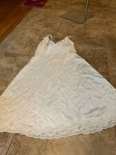 Vintage Sears The Doesn't Slip Anticling Full Slip 36 Average Gently Used (91)