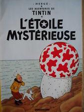 The Adventures Of TINTIN - L' Etoile Mysterieuse ed. De Agostini  [G.289]
