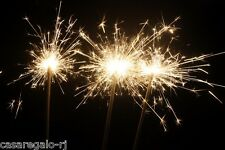 "120pcs 18"" 42cm Sparklers Party SPARLER for Birthdays Parties Wedding Venues"