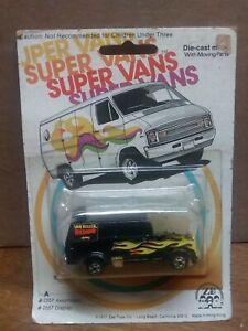 Zee Toys Super Vans Van Killer On Card