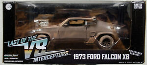 1973 Ford Falcon XB V8 Interceptor wie Mad Max weathered Version 1:24 Greenlight