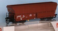 Piko 47741, Spur TT, On Rail Schüttgutwagen Typ Falns, 4achs., braun, Epoche 6