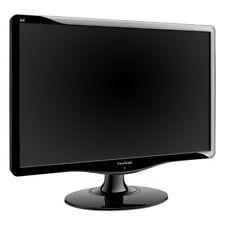 "ViewSonic VA2232WM 22"" Widescreen LCD Monitor w/Speakers DVI VGA 3.5mm LED"