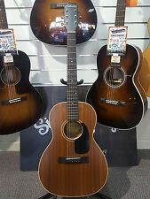 Silvertone Parlour Acoustic Guitar with Mahogany Body - BIG Sound