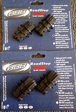 BBB ROADSTOP BBS-03B BRAKE PAD SET FOR CAMPAGNOLO BRAKE CALIPERS-2 FRONT/REAR