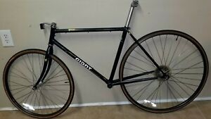 Giant Kronos XS Road Bicycle Frame, Wheelset and More. Terry Style