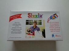 Sizzix Scrapbooking Die-Cutter Machine Red Ellison 38-0605 Converter & Adapter